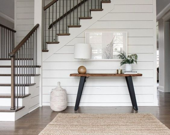 Simple + clean lines in this gorgeous entry.