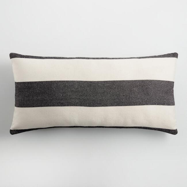 Love this outdoor pillow that you could use indoors too.