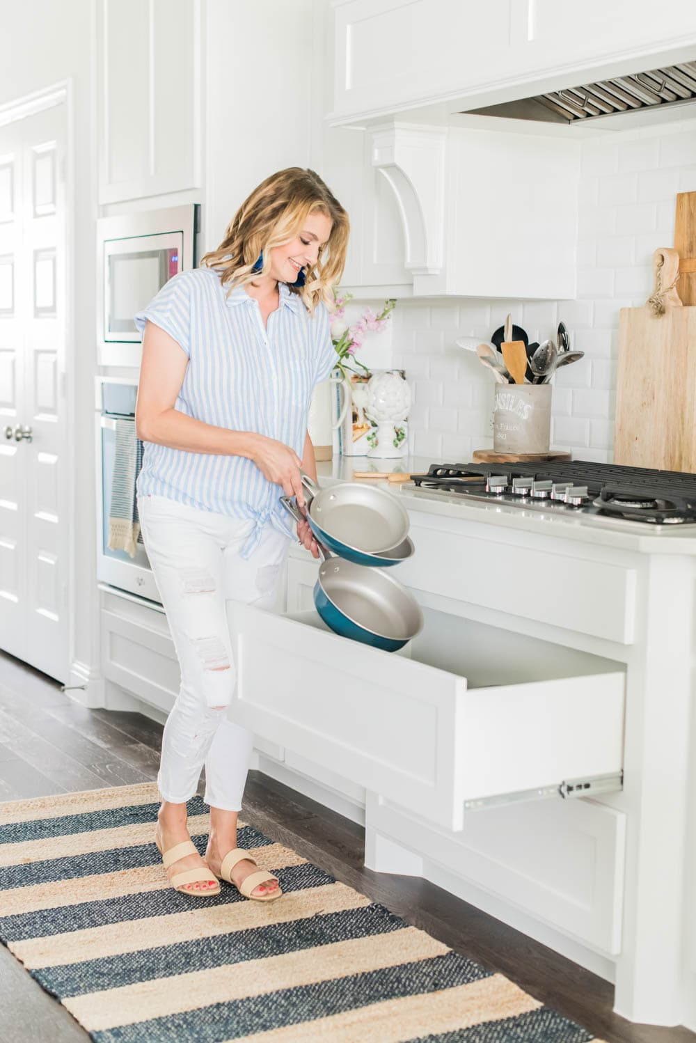 Refresh your kitchen with these tips and ideas for effortless and stylish functional items at affordable prices! #ad #AllAtJCP