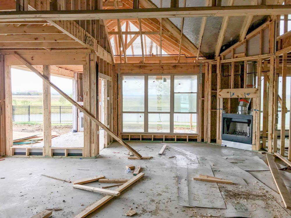 Design tips on building your new home #ABlissfulNest