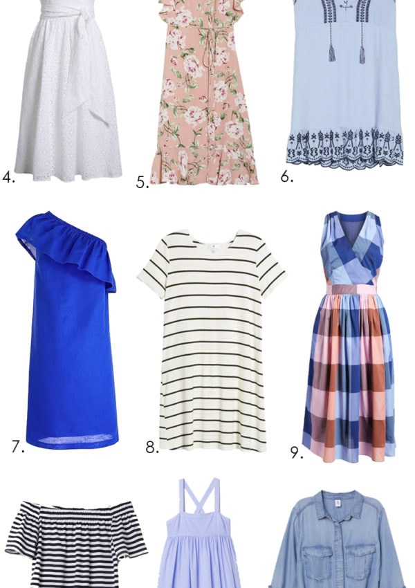 15 Summer Dresses to Stock Up On