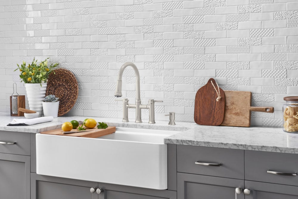 Create a wine inspired kitchen with the new Empressa Collection by Blanco! #ad #blanco