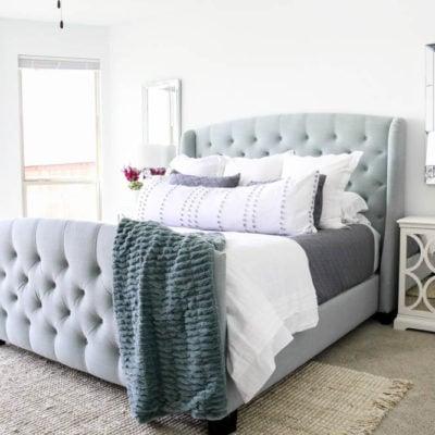 National Make Your Bed Day Blog Hop