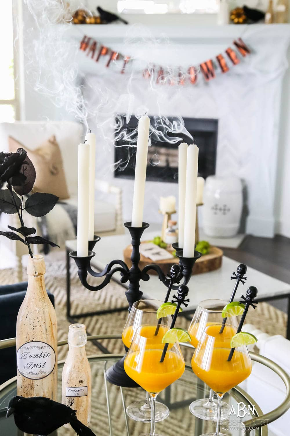 How to Decorate for Halloween in Your Home with Essential Halloween ...