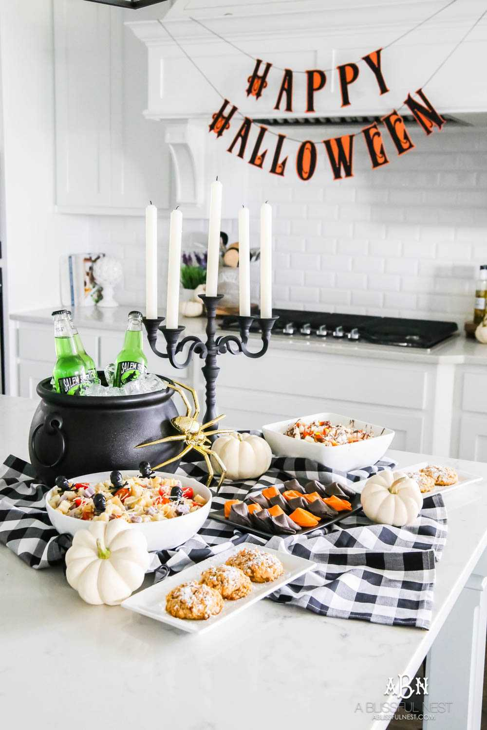 Halloween Ideas Archives - A Blissful Nest