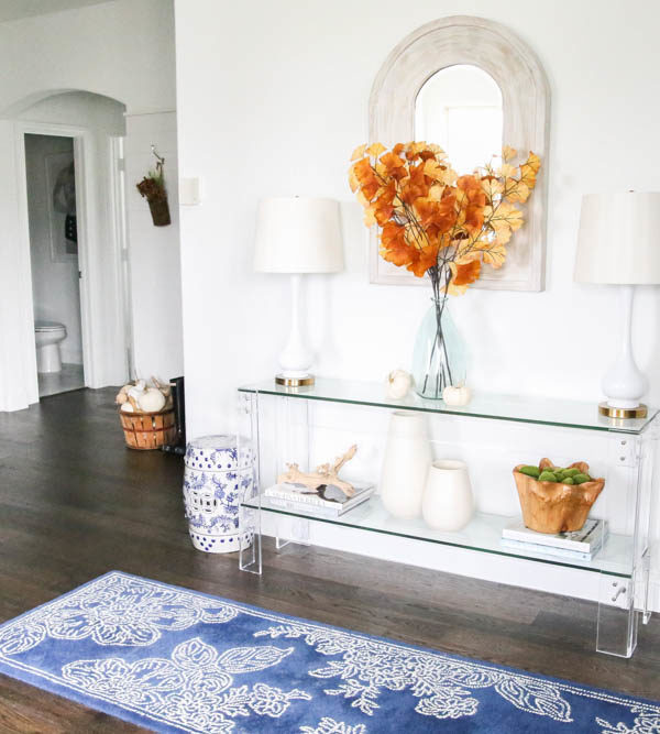 Loveliest Looks of Fall Home Tour