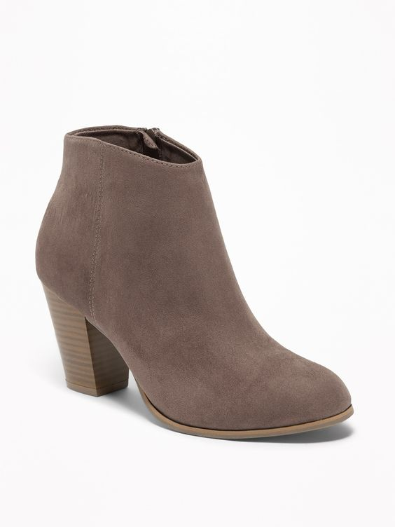 This is the perfect bootie for fall!