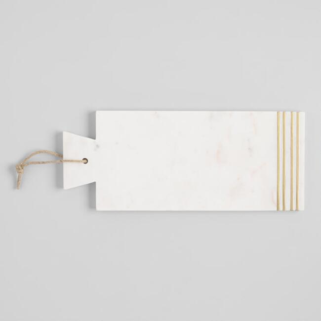 This marble cutting board is only $25!