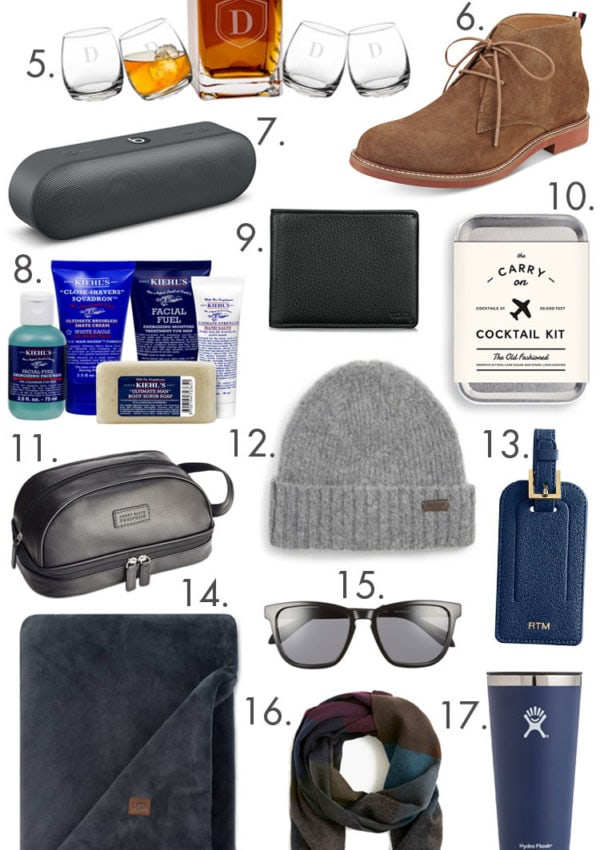 Holiday Gift Guide: Great Gifts for Him