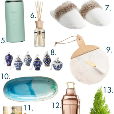 Holiday Gift Guide 2018: Gifts for the Hostess
