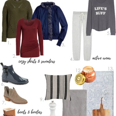 Nordstrom Fall Sale Must-Haves