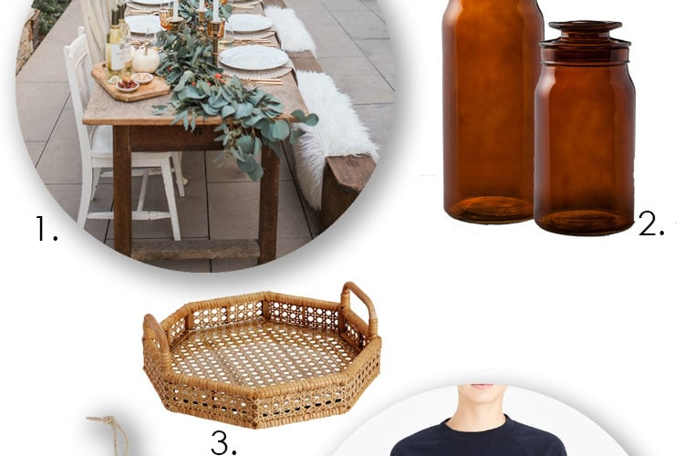 Get your fall vibe on with these great fall finds and Thanksgiving inspiration #ABlissfulNest