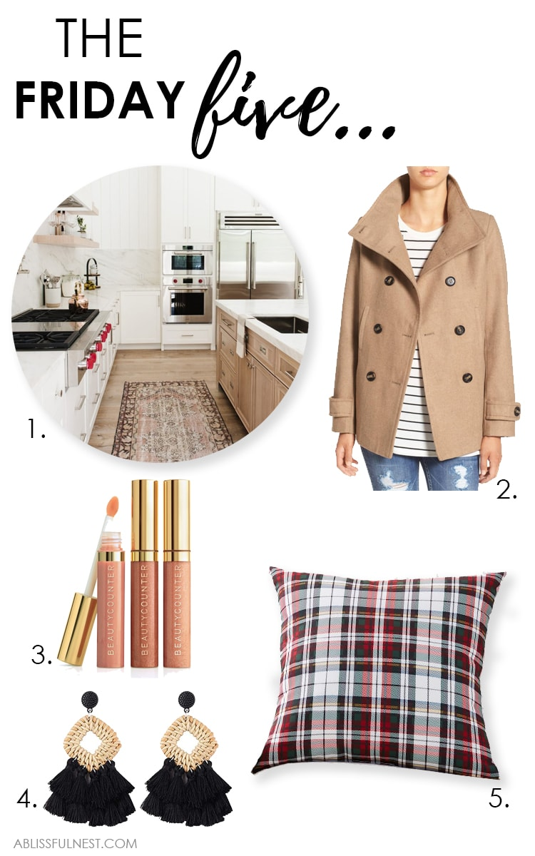 5 amazing finds this week that are on sale and must-have items!