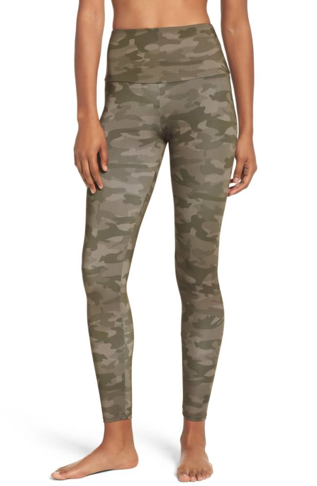 Supper comfortable camo leggings and high waisted.