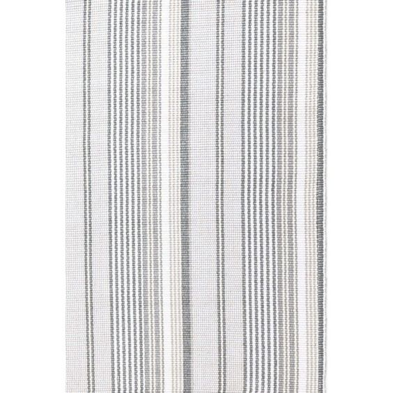 Dash and Albert Striped Area Rug.