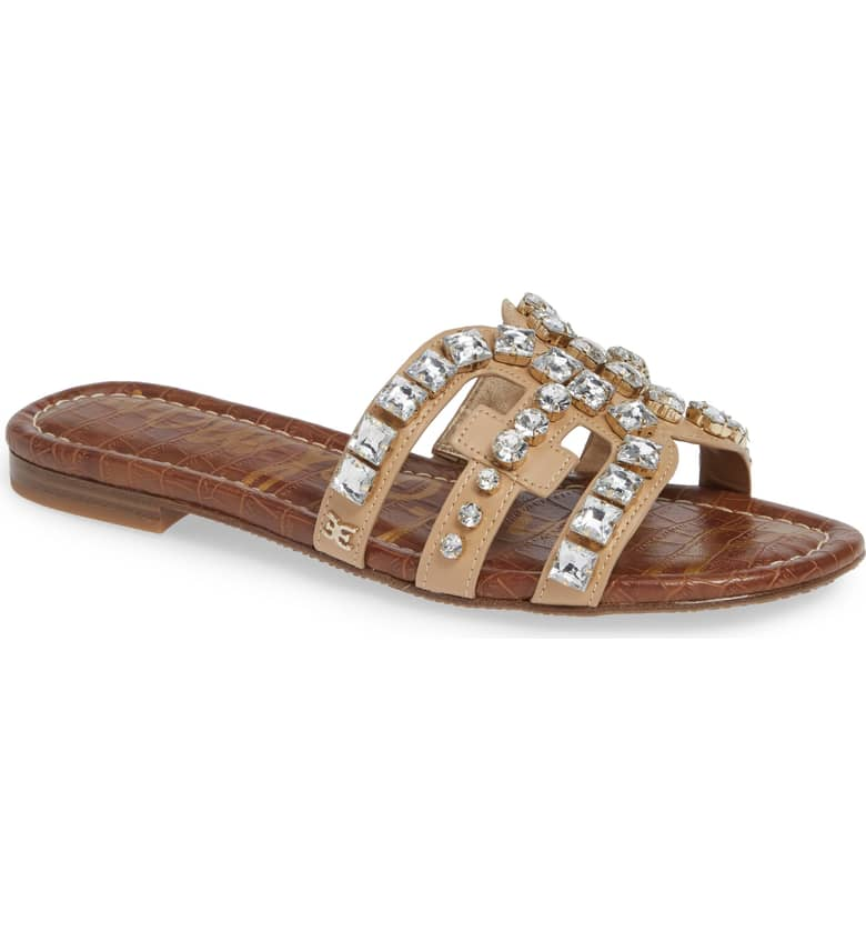 This is the MUST-HAVE sandal this spring and summer.
