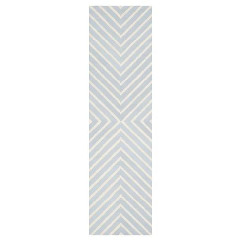 Harper Chevron Accent Rug