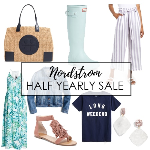 Nordstrom 1/2 Yearly Sale