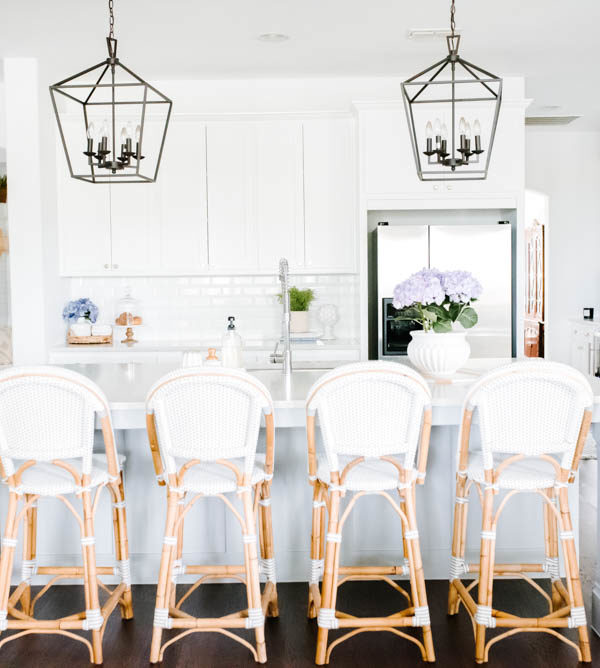 Simple and Fresh Summer Kitchen Decorating Ideas