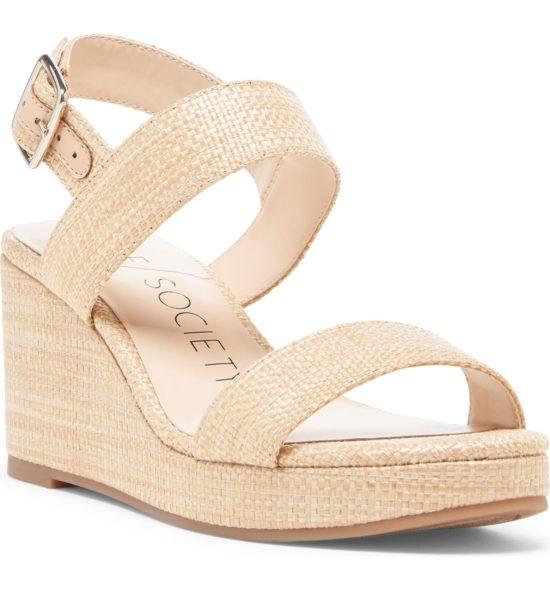 Cimme Wedge Sandal
