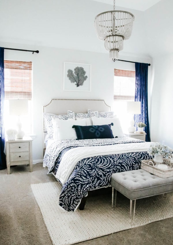How to Make Your Guest Room Extra Cozy This Season
