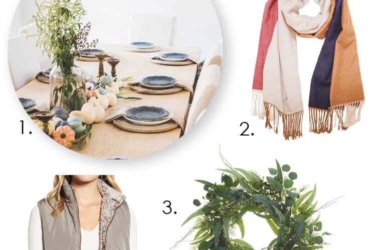 So many beautiful fall pieces and sales!