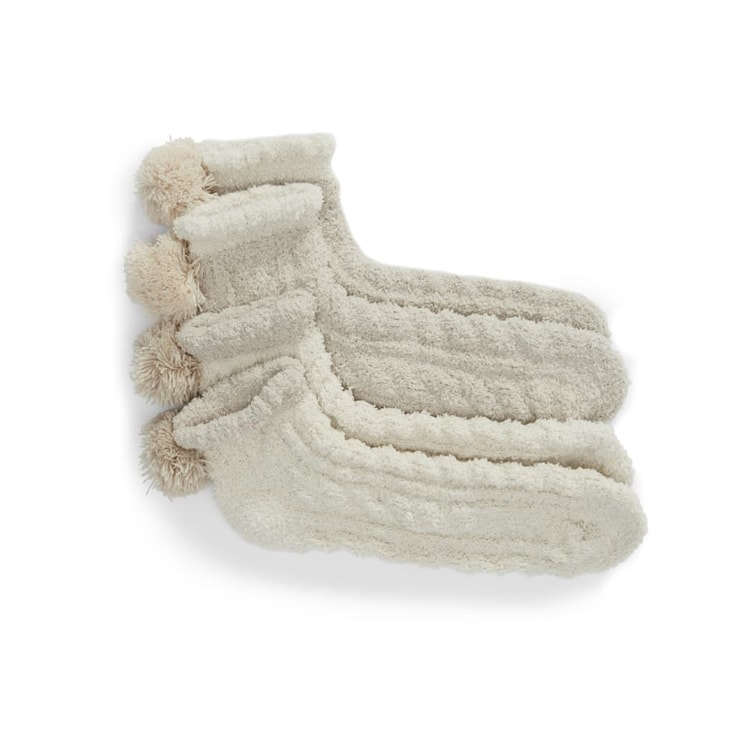 These cozy socks are so cute and on major sale - under $10 for two pairs! #ABlissfulNest