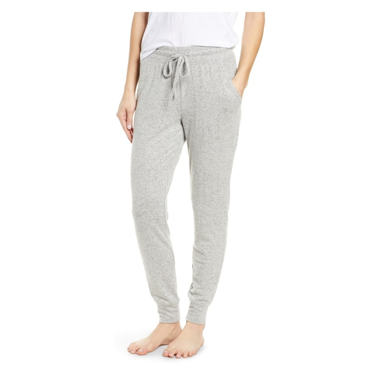 These cozy jogger pants are a perfect gift under $50! #ABlissfulNest