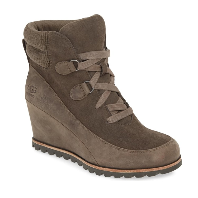 How cute are these winter boots? So cozy and warm and SO super cute. #ABlissfulNest