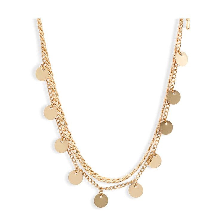 A dainty and beautiful necklace to wear every day! #ABlissfulNest