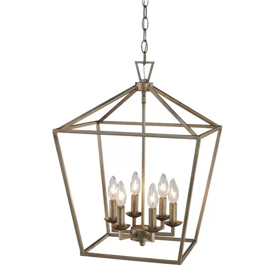 This gold lantern is such a staple to any home and comes in 3 finishes.