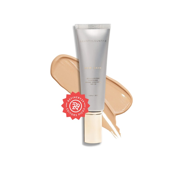 This tinted moisturizer is perfect to wear daily and feels incredible on your skin! #ABlissfulNest