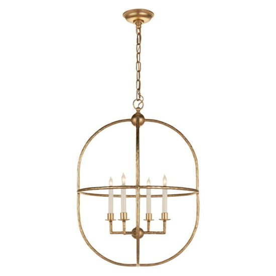 A beautiful modern lantern that would fit perfect in a transitional or modern home.