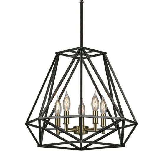 Such a fun lantern for a boho chic space!