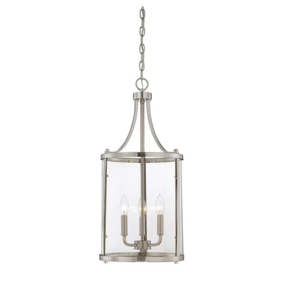 Such a pretty lantern light for a kitchen or entry.
