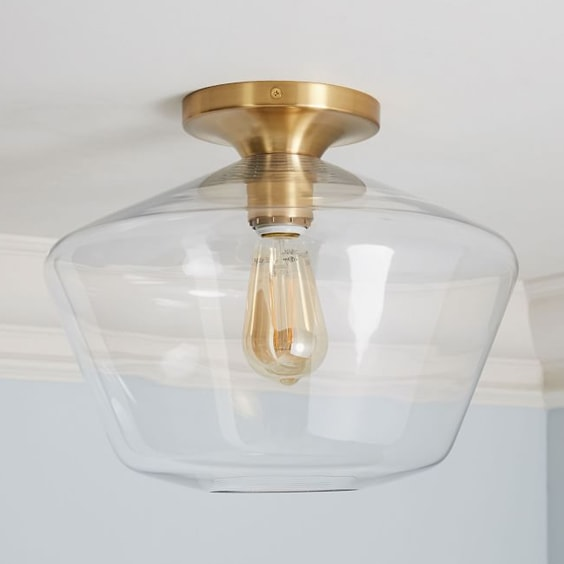Affordable Flush Mount Light Fixtures, Bathroom Flush Mount Light