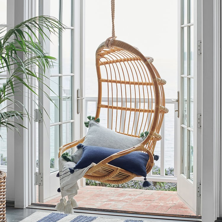 The most beautiful rattan chair, you need this in your home! #ABlissfulNest
