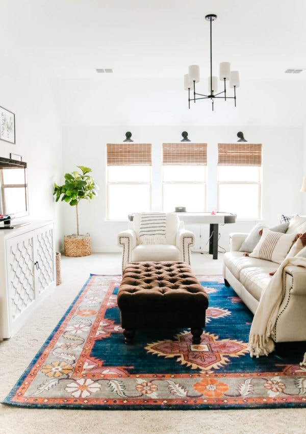 Essential Spring Cleaning Tips + The Beauty of Carpet