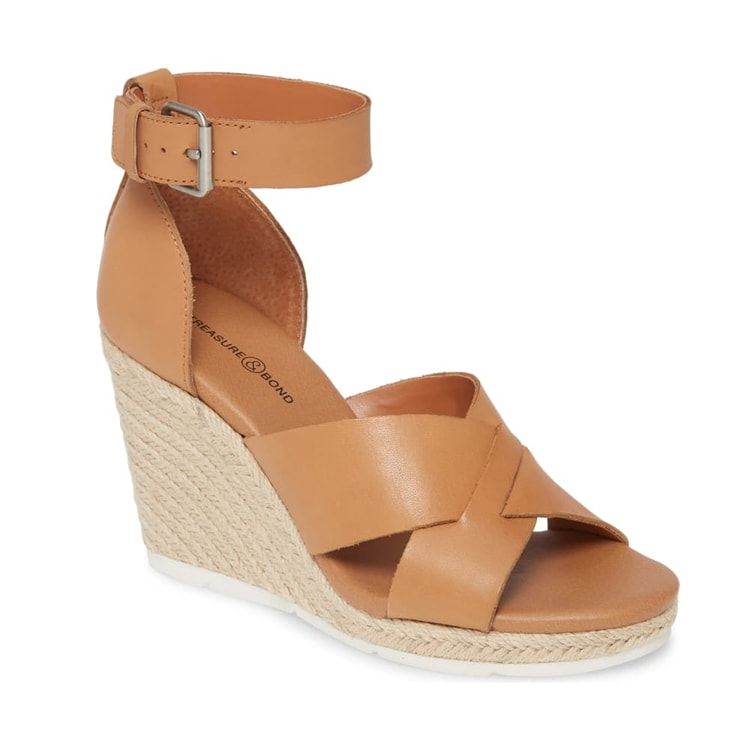 These wedges are so perfect for summer! #ABlissfulNest