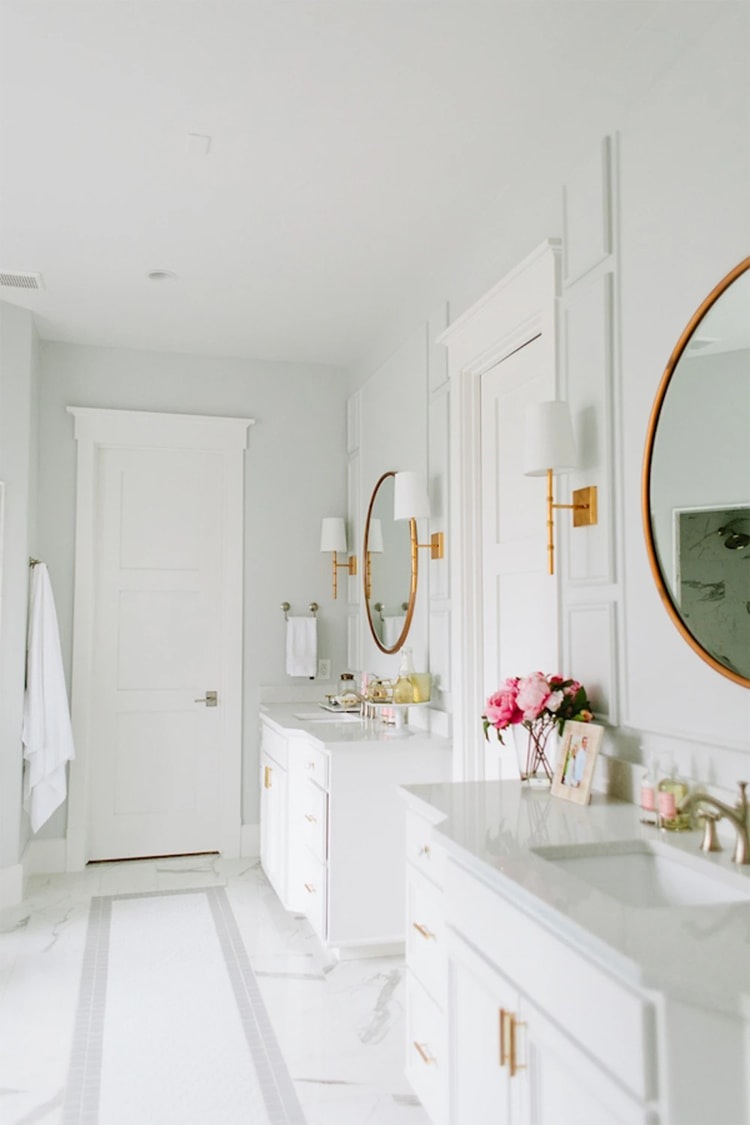 The most beautiful bathroom renovation by House of Jade!