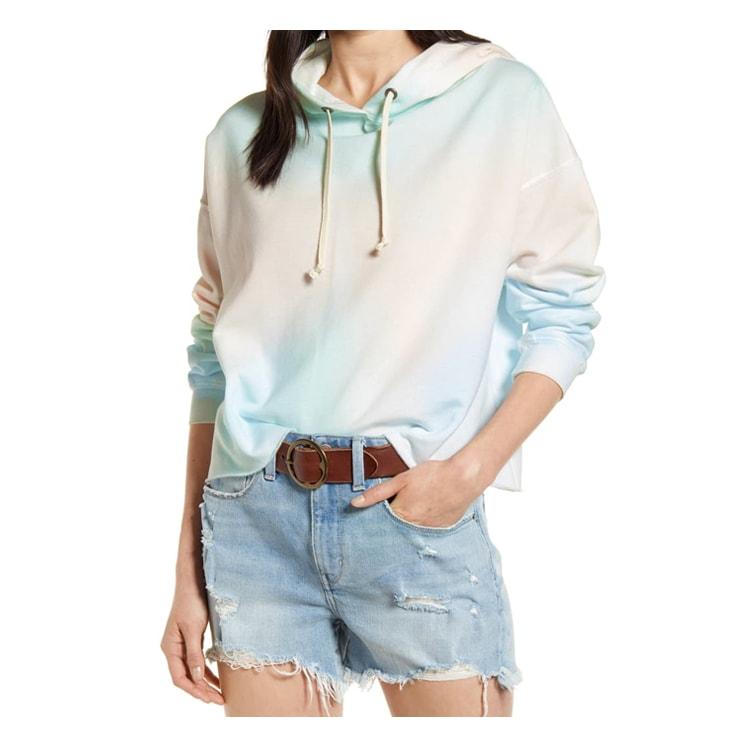 The prettiest tie-dye hoodie under $50! #ABlissfulNest