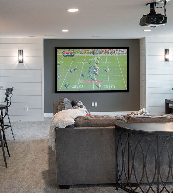 Home Theater Design Ideas You'll Want to Copy