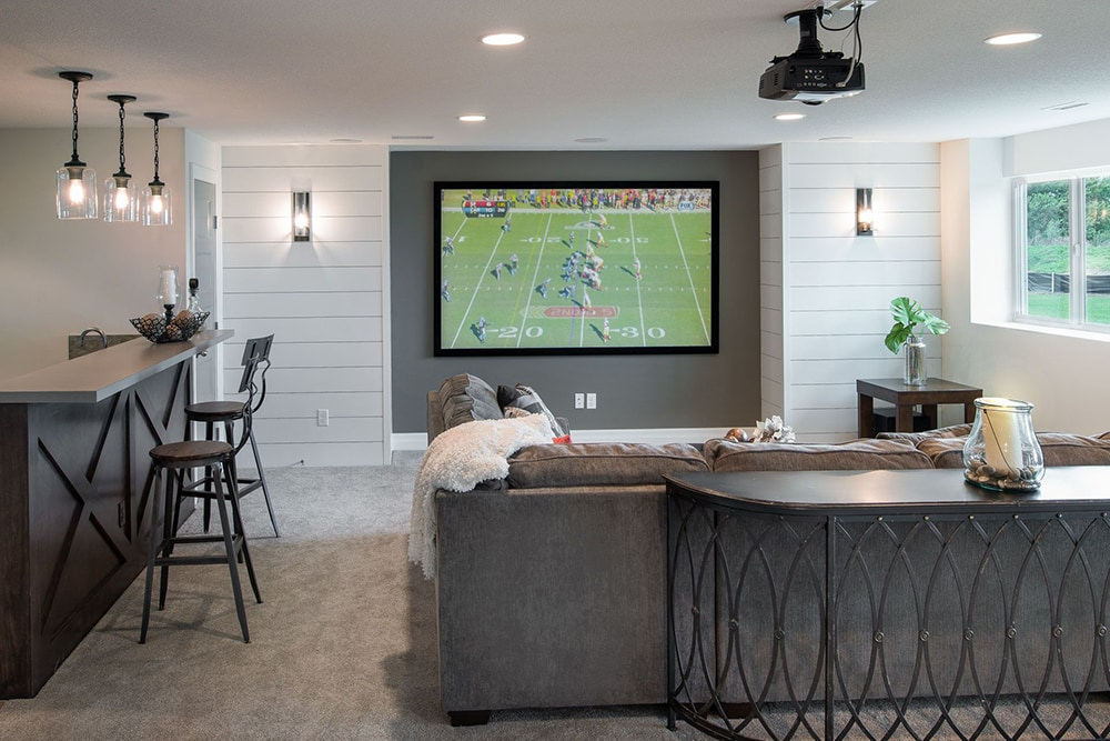 Home Theater Design Ideas You Ll Want To Copy A Blissful Nest