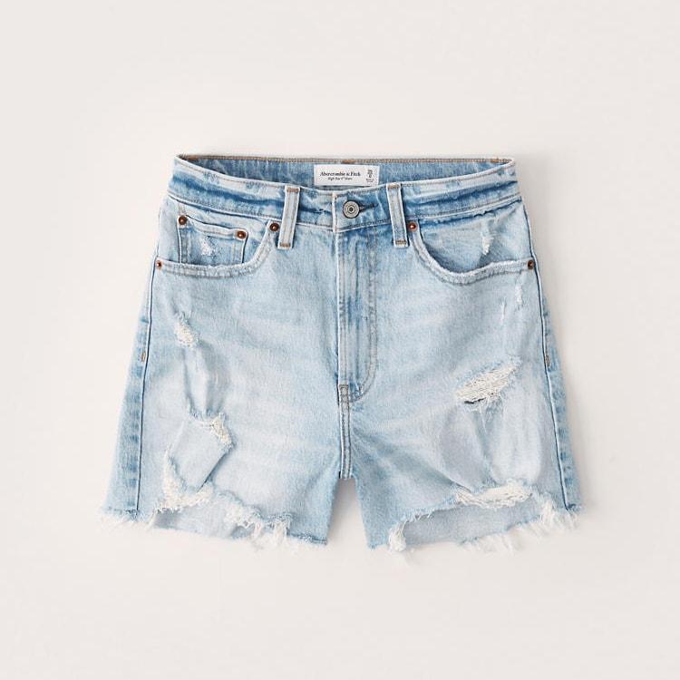 The best denim shorts for summer! #ABlissfulNest