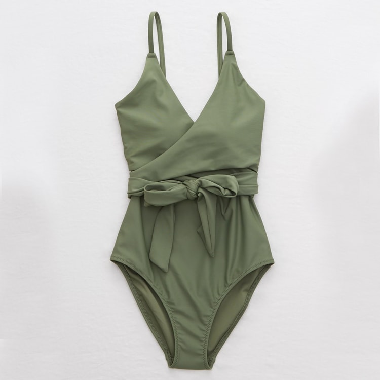 The most flattering one-piece swimsuit you need this summer! #ABlissfulNest