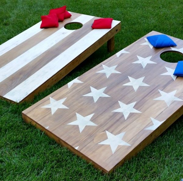 The BEST DIY Outdoor Game Ideas