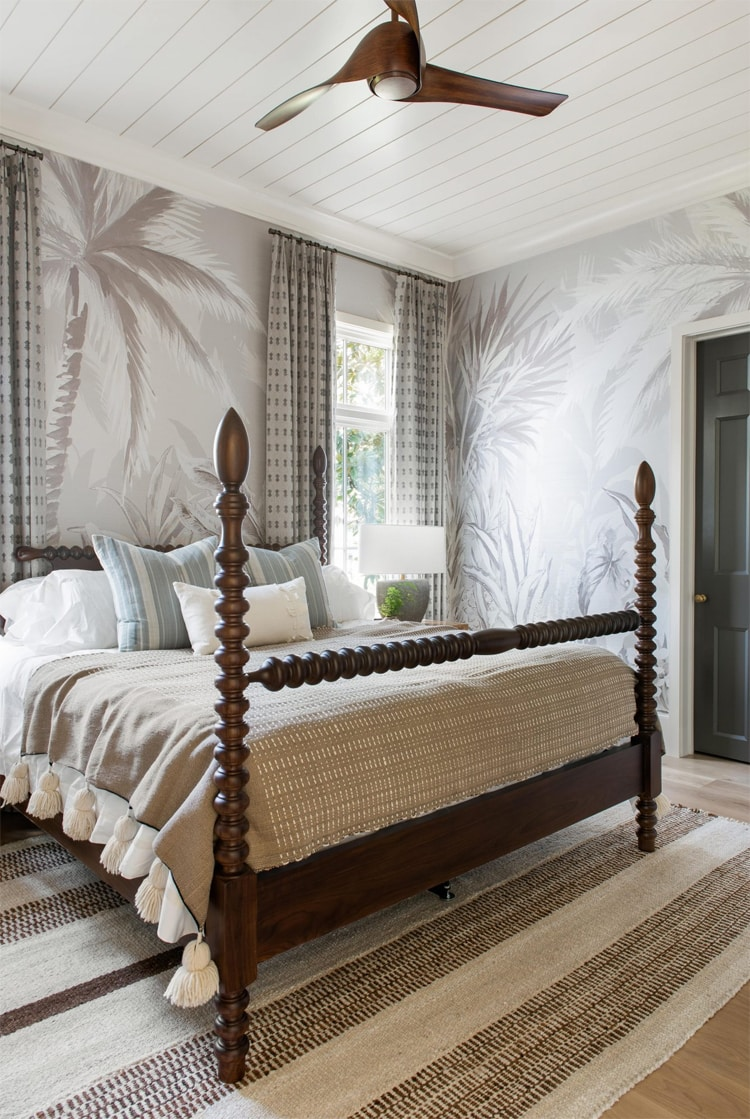 The prettiest guest room by Cortney Bishop!