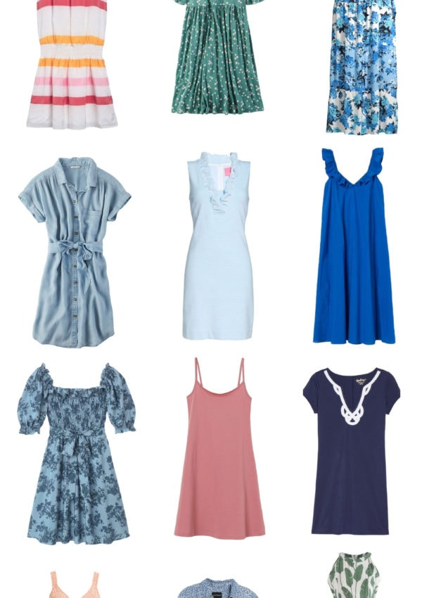 Casual Summer Dresses to Snag