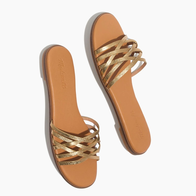 These crisscross sandals are a must for summer! #ABlissfulNest