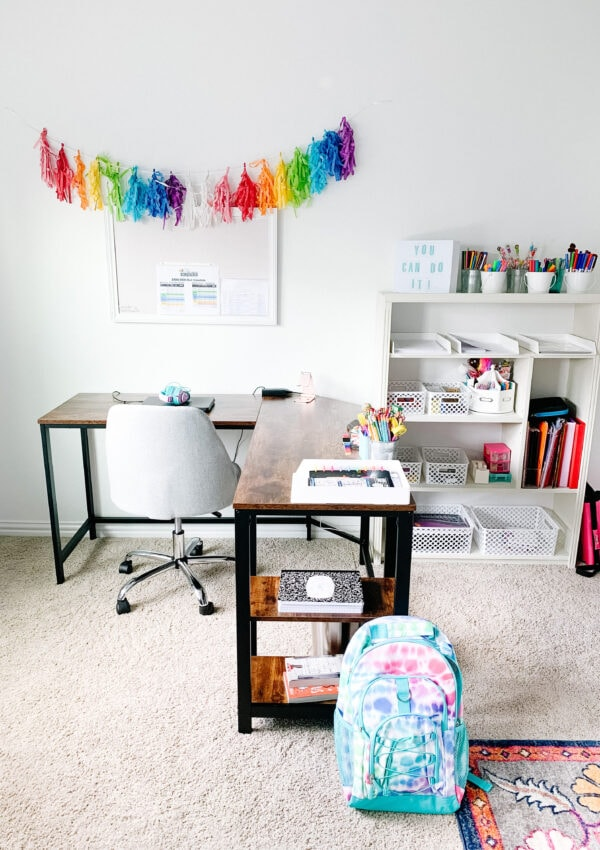 15 Homeschool Room Ideas For Any Home
